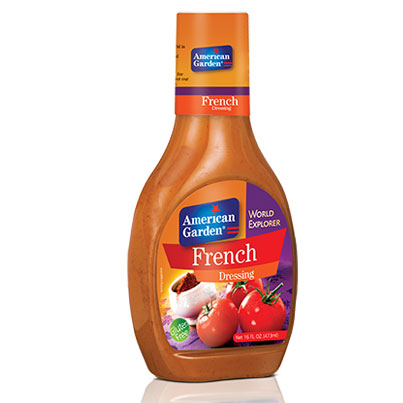 French Salad Dressing Sauce