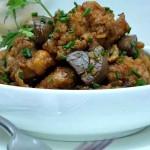Cashew chicken stir fry picture
