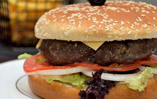 Beef Burger picture