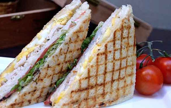 Club sandwich picture