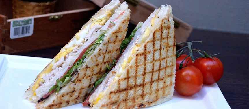Club sandwich picture