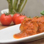 Meatballs in tomato sauce picture