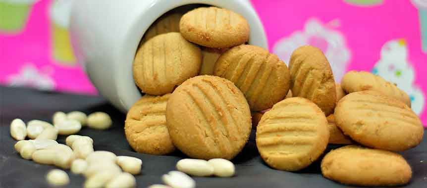"""""""Peanut butter cookies picture """""""