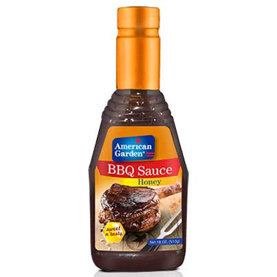 Picture of American Garden Honey BBQ Sauce