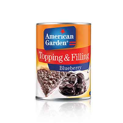 Picture of American Garden Blueberry Pie Filling