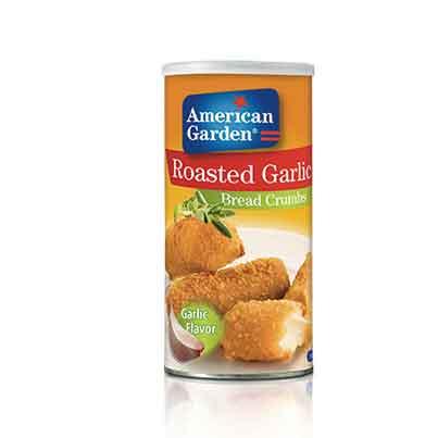 Picture of American Garden Roasted Garlic Bread Crumbs