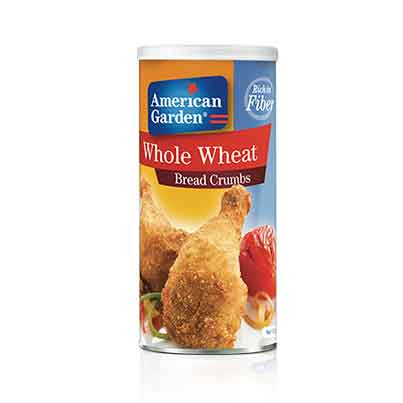 Picture of American Garden Bread Crumbs Whole Wheat