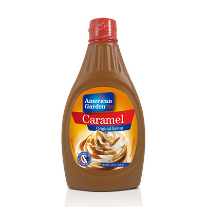 Picture of American Garden Caramel Syrup