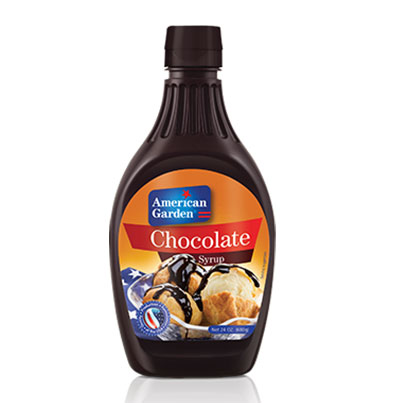 Picture of American Garden Chocolate Syrup