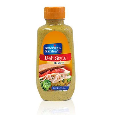 خردل للمأكولات الخفيفة من أميريكان جاردن بالصور