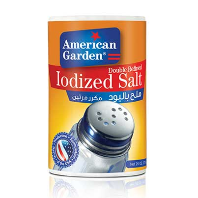 Picture of American Garden Iodized Salt