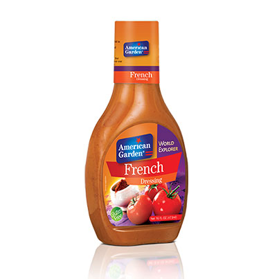 صلصة فرنسية من أميريكان جاردن بالصور