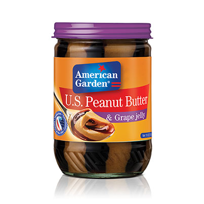 Picture of Peanut Butter & Grape Jelly
