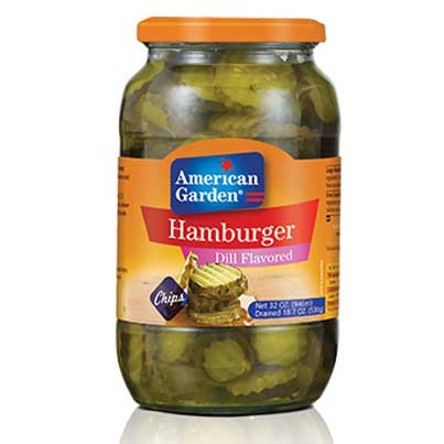 Picture of American Garden Hamburger Dill Chips