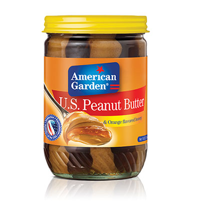 Picture of Peanut Butter & Honey Spread