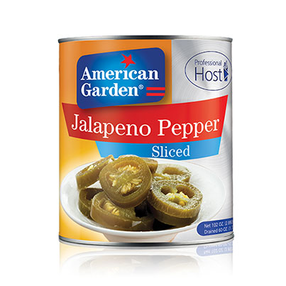 Picture of Jalapeno Pepper Sliced professional host
