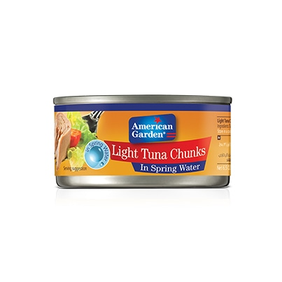 Picture of light Meat Tuna chunks in water