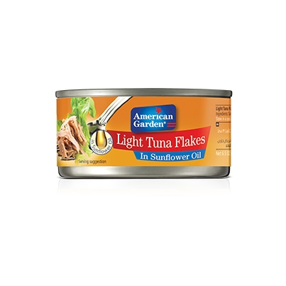 Picture of light meat tuna in oil