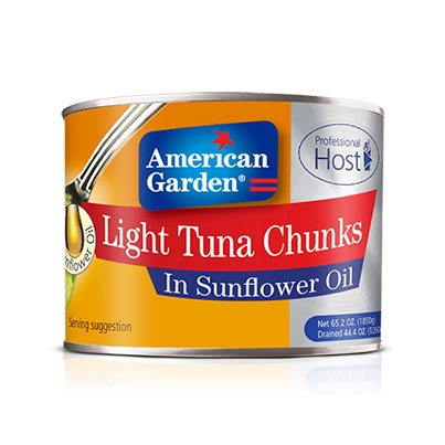 Picture of Light Tuna Chunks professional host