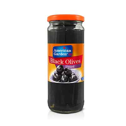 Picture of American Garden Olives Black Pitted