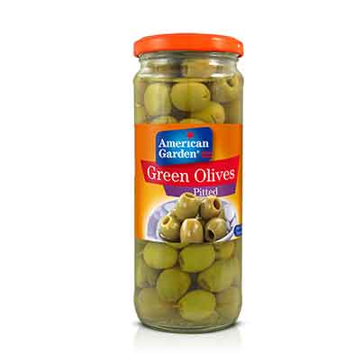 Picture of American Garden Olives Green Pitted