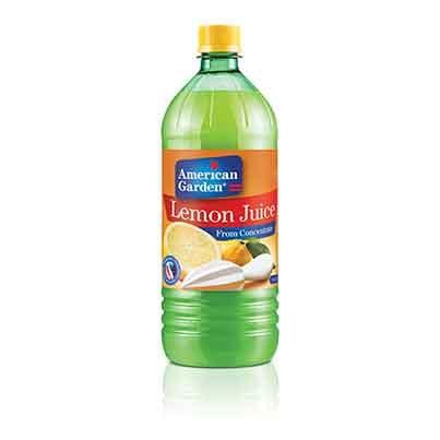 عصير ليمون مركز من أميريكان جاردن بالصور