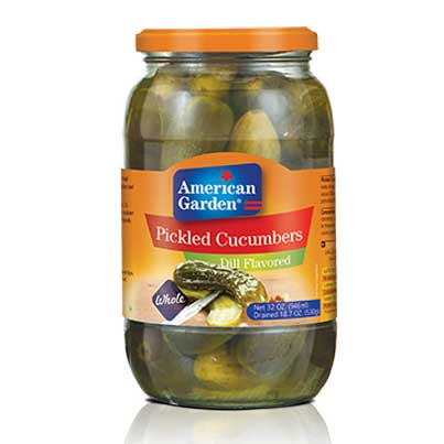 Picture of American Garden Dill Pickles