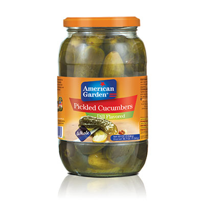 Picture of Pickled Cucumber professional host