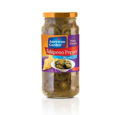 Picture of American Garden Sliced Jalapeno Peppers