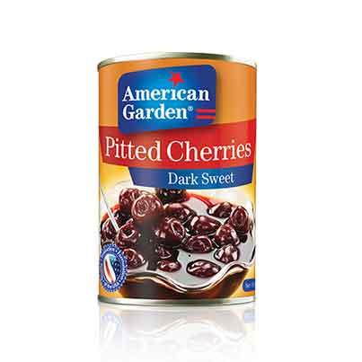 Picture of dark sweet cherries from American Garden