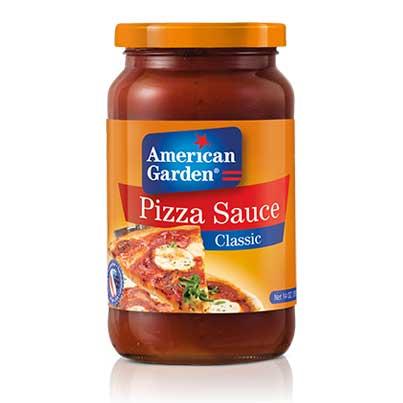 صلصة بيتزا كلاسيك من أميريكان جاردن بالصور
