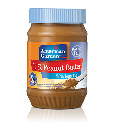 Picture of Reduced Fat Peanut Butter