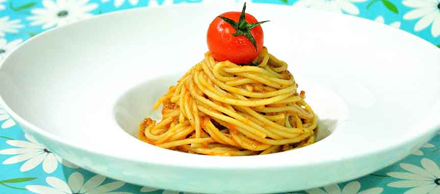Spaghetti bolognese picture