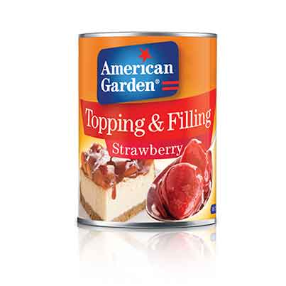 Picture of American Garden Strawberry Pie Filling
