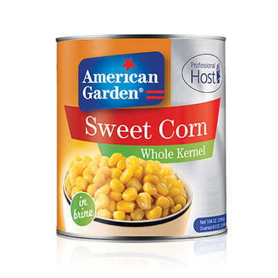 Picture of Sweet Corn in Brine professional host