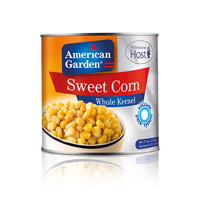 Picture of Sweet Corn Whole Kernel professional host