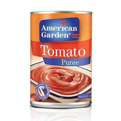 معجون طماطم من أميريكان جاردن بالصور