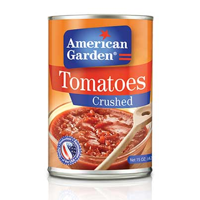 Picture of American Garden Crushed Tomatoes