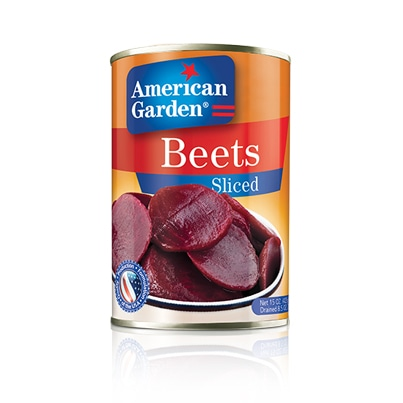Picture of canned beets