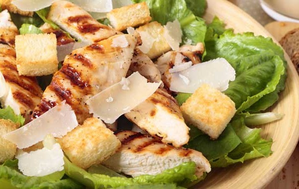 Chicken Caesar Salad Picture