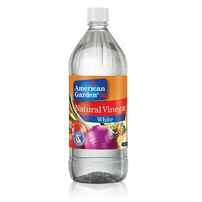 Natural Vinegar American Garden