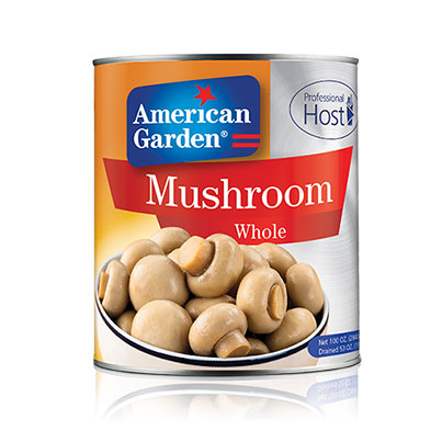 Picture of Mushroom Whole professional host