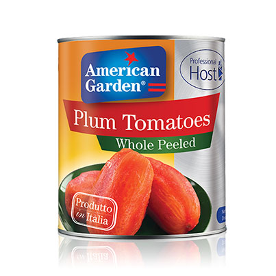 طماطم مقشرة محترفو الضيافة أميريكان جاردن بالصور