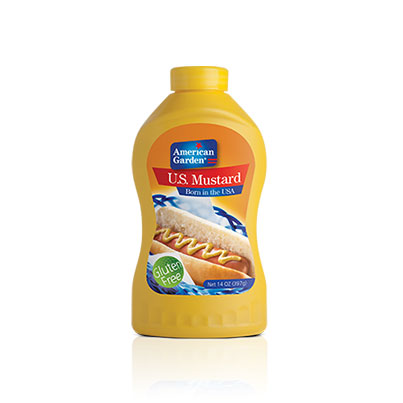 U.S. Mustard with natural ingredients