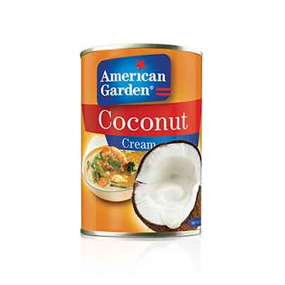 Picture of American Garden Coconut Cream