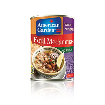 Picture of Lebanese foul medames