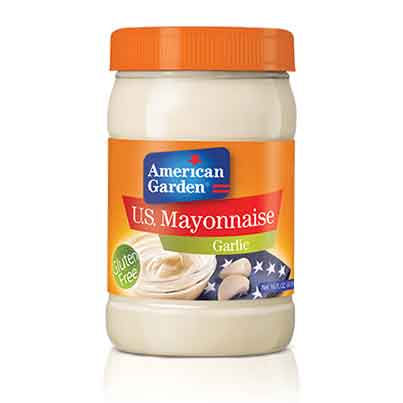 Picture of American Garden Garlic Mayonnaise