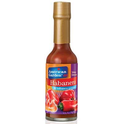 Picture of American Garden Habanero Sauce