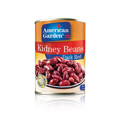Picture of red kidney beans