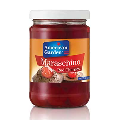 Picture of American Garden Maraschino Cherries